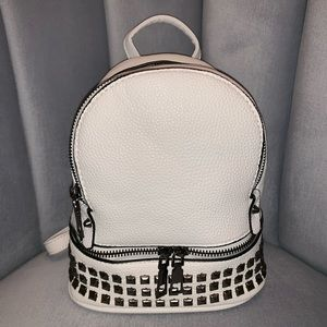 Handbags - Mini Studded Backpack